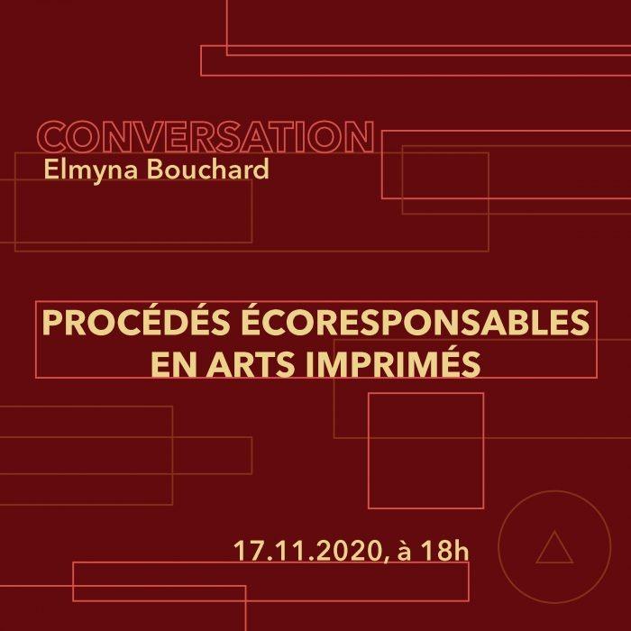 Conversation Elmyna Bouchard